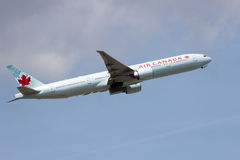 Air Canada Boeing 777 Stock Photography