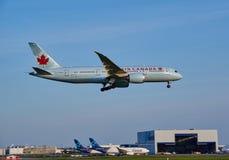 Air Canada C-GHPU samolot Zdjęcia Royalty Free