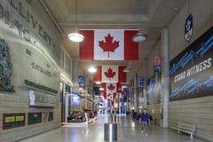 Air Canada centra-se, Toronto Imagens de Stock Royalty Free