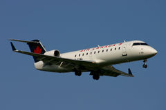 Air Canada CRJ200 Stock Images