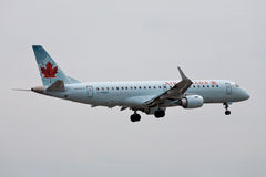 Air Canada Embraer 190 Royalty Free Stock Photos