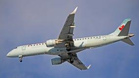 Air Canada Embraer ERJ-190AR C-FLWK foto de stock