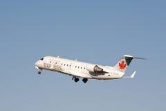 Air Canada expresso Fotos de Stock Royalty Free