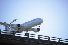 Air Canada Jet Royalty Free Stock Photos