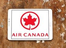 Air Canada logo Zdjęcie Stock