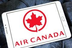 Air Canada logo Zdjęcie Royalty Free