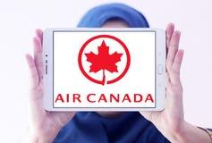 Air Canada logo Obraz Royalty Free