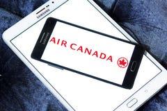 Air Canada logo Zdjęcia Stock