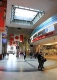 Air Canada zentrieren Hall Lizenzfreie Stockfotos