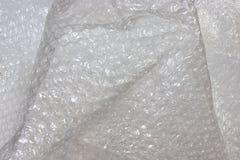 Air cap bubble wrap background texture stock photography
