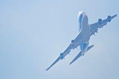 Air cargo bridge Stock Image