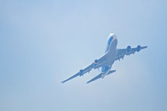 Air cargo bridge Royalty Free Stock Image