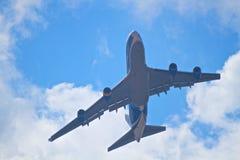 Air cargo bridge Stock Photo
