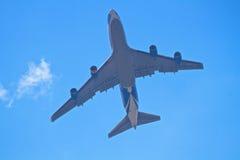 Air cargo bridge Stock Images