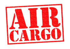 AIR CARGO Royalty Free Stock Images
