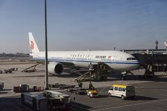 Air China Imagem de Stock Royalty Free