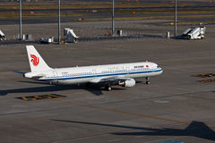 Air china B-6383 Stock Images