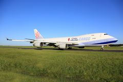 Air China Cargo Fotos de Stock