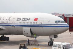 Air China Stock Image