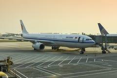 Air China plane Stock Photo