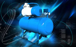 Air compressor Royalty Free Stock Photography