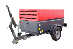 Air compressor Stock Image