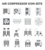 Air compressor machine Stock Photo