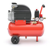 Air compressor Royalty Free Stock Photo