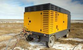 Air compressor Stock Image