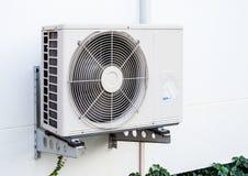 Air compressors unit Stock Images