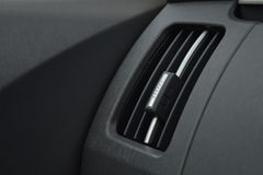 Air condition in car Stock Photography