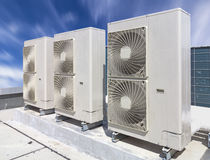 Air condition Stock Photo