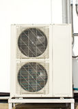 Air condition condenser unit Royalty Free Stock Photos