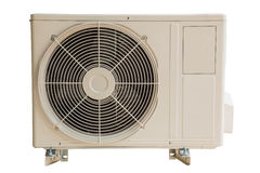 Air condition condenser Royalty Free Stock Photos