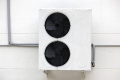 Air condition condenser unit Royalty Free Stock Photography