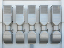 Air condition outlets Royalty Free Stock Photography