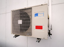Air condition unit Royalty Free Stock Image