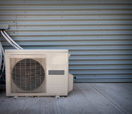Air conditioneer Royalty Free Stock Photo