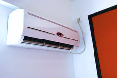 Air conditioner Royalty Free Stock Images