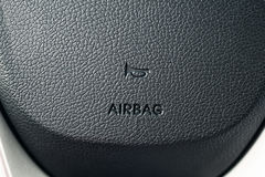 Air conditioner. the air flow inside the car. Royalty Free Stock Photo