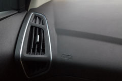 Air conditioner in a car Royalty Free Stock Photos