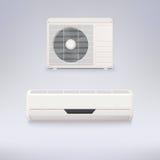 Air conditioner. Stock Image