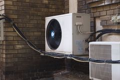 Air-conditioner Stock Image