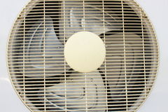 Air conditioner fan Stock Image