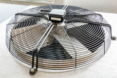 Air conditioner fan. Stock Images