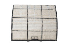 Air conditioner filter Royalty Free Stock Photos