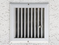 Air Conditioner Grille Royalty Free Stock Photos