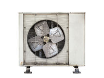 Air conditioner Stock Image