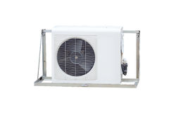 Air conditioner isolated Royalty Free Stock Photography