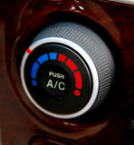 Air Conditioner knob Royalty Free Stock Photos